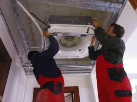 Montaj sisteme de climatizare - CIUPIROM INSTAL 1 - Montaj instalatii de climatizare