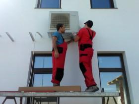 Montaj sisteme de climatizare - CIUPIROM INSTAL 2 - Montaj instalatii de climatizare