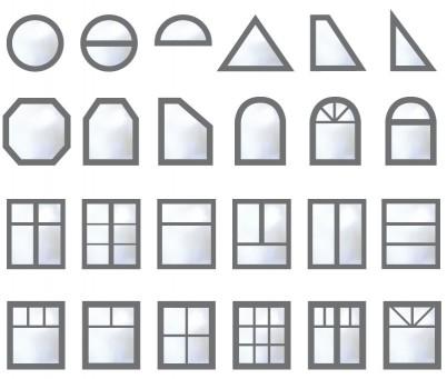 Varietate de forme - Varietate de forme