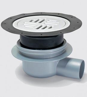 27192+40150 - Corp sifon din ABS - Sifoane tarchet si cu montaj exterior