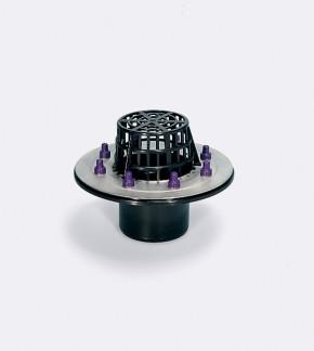 45950 - Receptor de terasa necirculabila - Sifoane tarchet si cu montaj exterior
