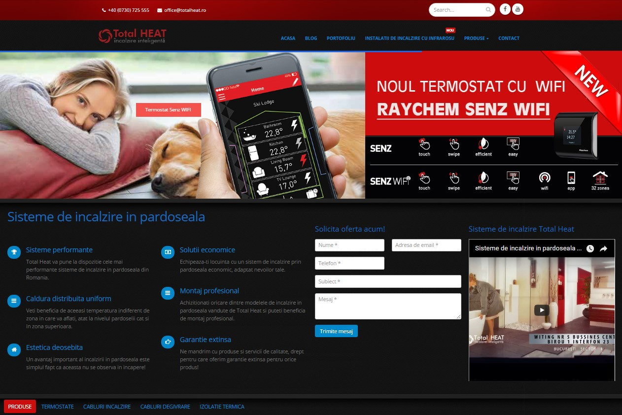 Plaforma Total Heat revine intr-un nou format online - Plaforma Total Heat revine intr-un nou format