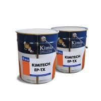 Rasina epoxidica tixotropica bicomponenta - Kimitech EP - TX - Materiale epoxidice cu consistenta vartoasa pentru lipire structurala