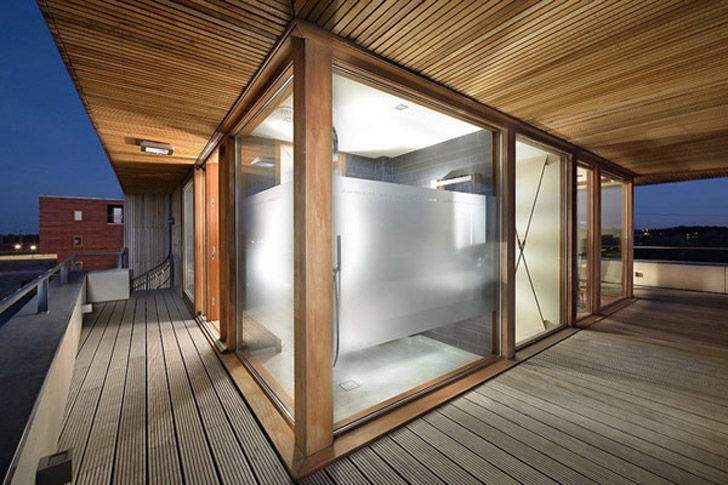 Egeon-Architecture-timber-frame-house - Casa eficienta energetic