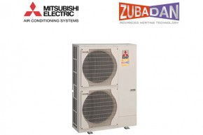 Pompa de caldura trifazica de 12 kw - ZUBADAN PUHZ-SHW112YHA - Pompe de caldura AER-APA / AER-AER - Modele ZUBADAN