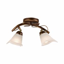 Lustra Bluszcz maro 2x40W E14, sticla - Iluminat corpuri de iluminat