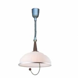 Lustra Lampy pojedyncze nuc 1x60W E27, sticla - Iluminat corpuri de iluminat