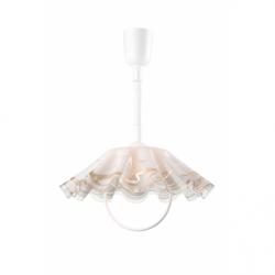 Lustra Plexa 1x60W E27, sticla inaltime ajustabila - Iluminat corpuri de iluminat