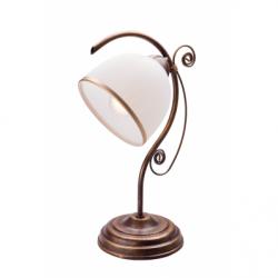 Veioza Retro II maro 1x60W E27, sticla - Iluminat corpuri de iluminat