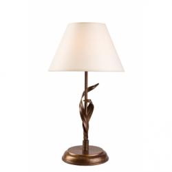 Veioza Aleksis maro 1x60W E27, textil - Iluminat corpuri de iluminat