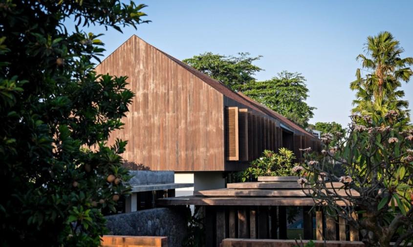 Casa DRA - Abordare traditionala pentru o casa de vacanta