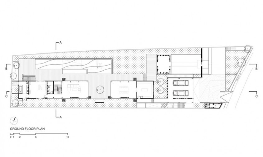 Casa DRA - planuri - Abordare traditionala pentru o casa de vacanta
