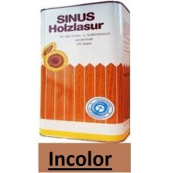 Lazura Sinus Holzlasur incolor - Baituri si lacuri pentru lemn