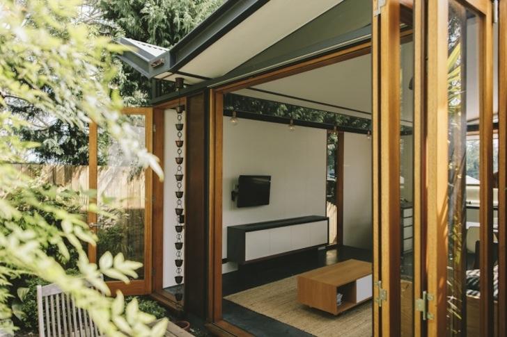 Un mic refugiu pentru vacanta - Copper Home - interior