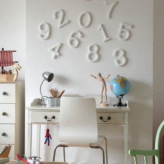 Sa decoram folosind numerele - Sa decoram folosind numerele