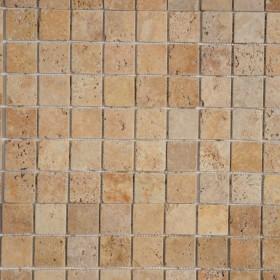 Mozaic - Travertin Yellow - Mozaic si alte tipuri de piatra naturala - MARMUR_ART