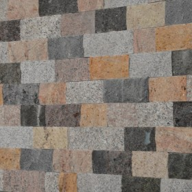 Granit multicolor Split Face - Mozaic si alte tipuri de piatra naturala - MARMUR_ART