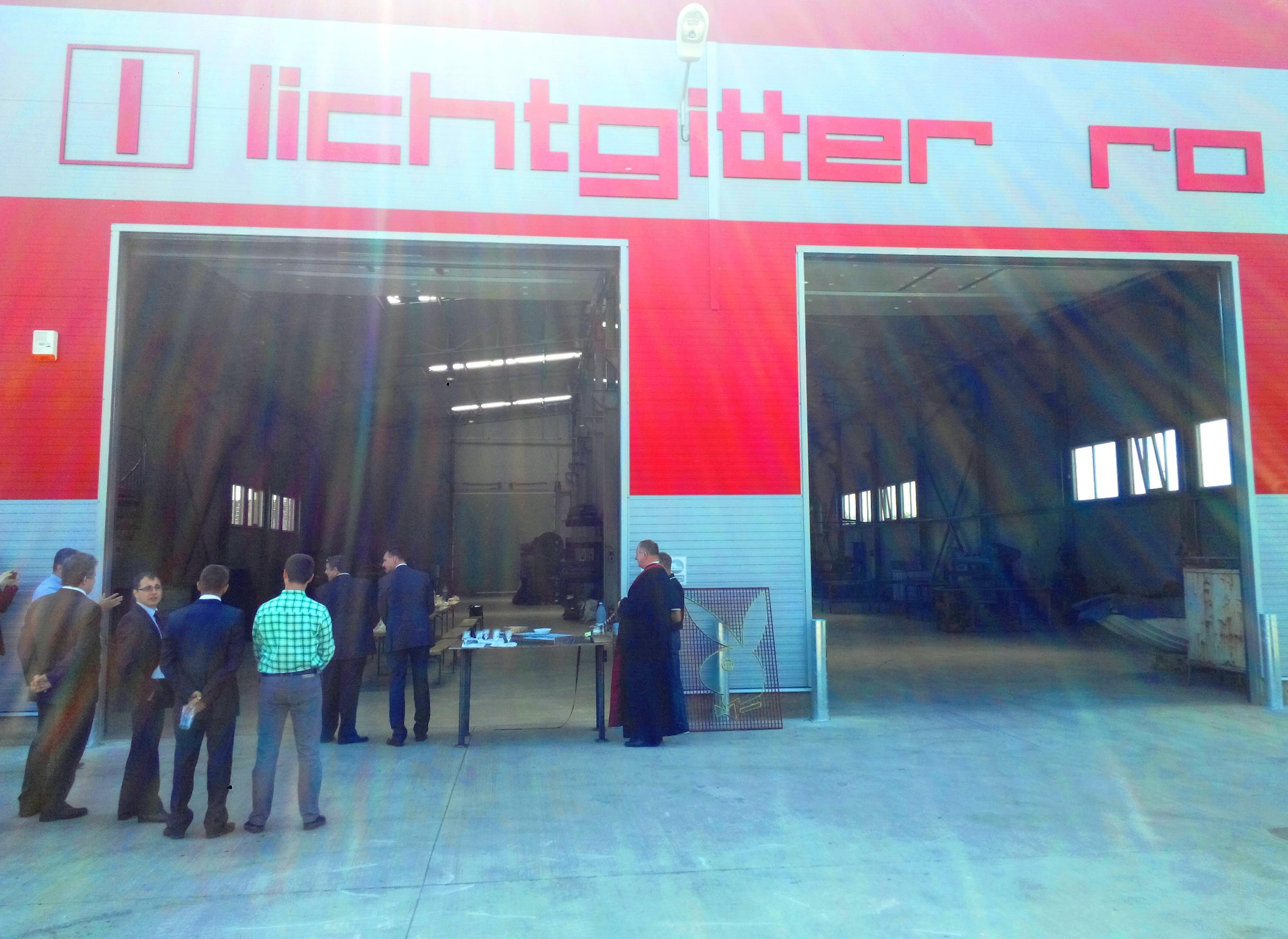 LICHTGITTER RO - LICHTGITTER RO