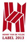 Henry Van de Velde 2013 - Henry Van de Velde 2013