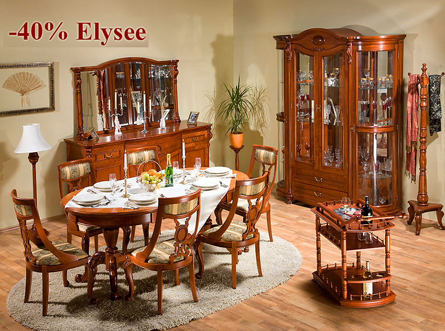 Sufragerie Elysee - Reduceri Casa Mobila Simex