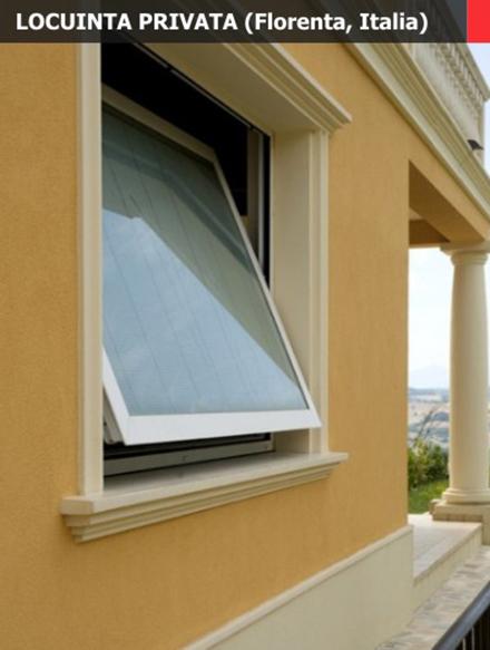 Sisteme ferestre batante NC 75 STH I - Sisteme ferestre batante NC 75 STH I