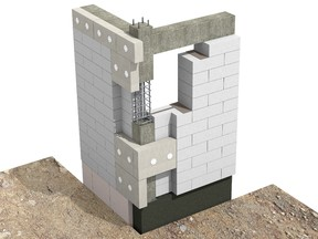 Racord de colt zidarie portanta - atenuare punti termice in cazul zidariei monostrat - Racordul cu elementele structurale - detalii de camp / Compensarea puntilor termice - detalii de colt