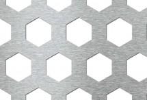 Tabla perforata - Perforatii decorative Hv 35-55 - Tabla perforata