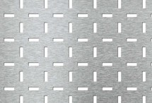 Tabla perforata - Perforatii decorative Matrix 5-35 - Tabla perforata