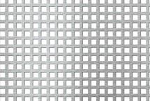 Tabla perforata - Perforatii patrate Qg 8-12 - Tabla perforata