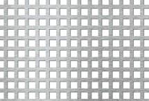 Tabla perforata - Perforatii patrate Qg 10-15 - Tabla perforata