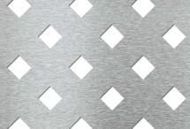 Tabla perforata - Perforatii patrate Qd 20-50 - Tabla perforata
