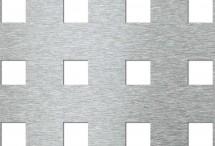 Tabla perforata - Perforatii patrate Qg 20-50 - Tabla perforata