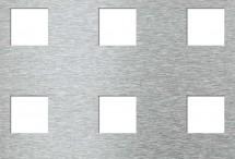 Tabla perforata - Perforatii patrate Qg 30-70 - Tabla perforata