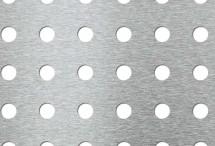 Tabla perforata - Perforatii rotunde Rg 15-36,38 - Tabla perforata