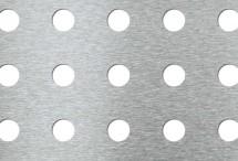 Tabla perforata - Perforatii rotunde Rg 20-48,5 - Tabla perforata