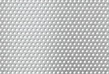 Tabla perforata - Perforatii rotunde Rv 5-8 - Tabla perforata