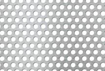 Tabla perforata - Perforatii rotunde Rv 10-15 - Tabla perforata