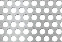 Tabla perforata - Perforatii rotunde Rv 20-28 - Tabla perforata
