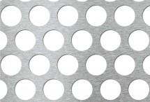 Tabla perforata - Perforatii rotunde Rv 30-40 - Tabla perforata