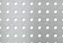 Tabla perforata - Perforatii rotunde Rg 10-25,98 - Tabla perforata