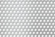 Tabla perforata - Perforatii rotunde Rv 8-12 - Tabla perforata