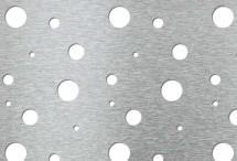 Tabla perforata - Perforatii decorative Soap Bubble - Tabla perforata
