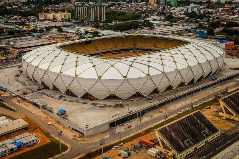 Arena Amazonia - Arena Amazonia