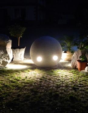 Amenajare cu bolard iluminat - Mobilier urban - Bolarzi