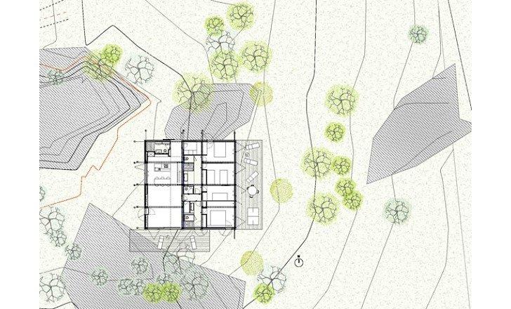 Casa prefabricata - Casa prefabricata - desene