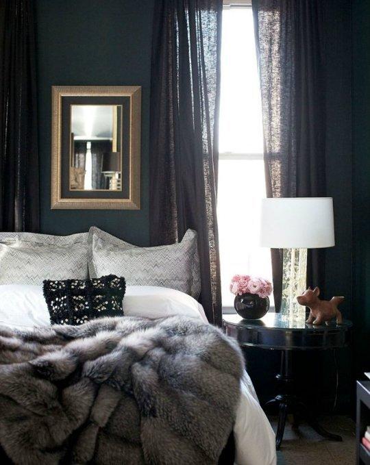 Dormitoare cu atmosfera misterioasa - Dormitoare cu atmosfera misterioasa