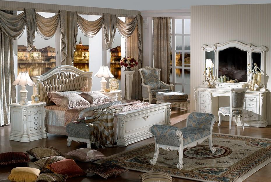 Mobilier dormitor - Colectia Versailles - Mobilier dormitor - Colectia Versailles