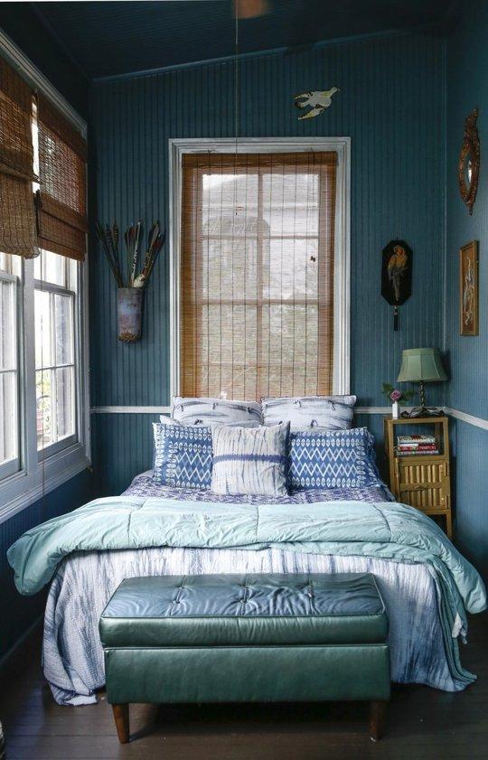 Al cincilea perete din camera sau cum sa alegem culoarea pentru tavan - Al cincilea perete