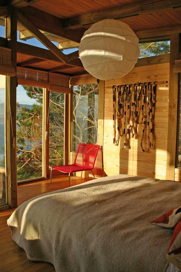 Dormitorul - Frumusete la inaltime - interior