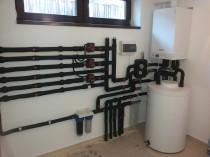 Centrale pe gaz - Centale pe lemne in diferite moduri de montaj - Centrale cu peleti - Centrale pe gaz si Centrale electrice